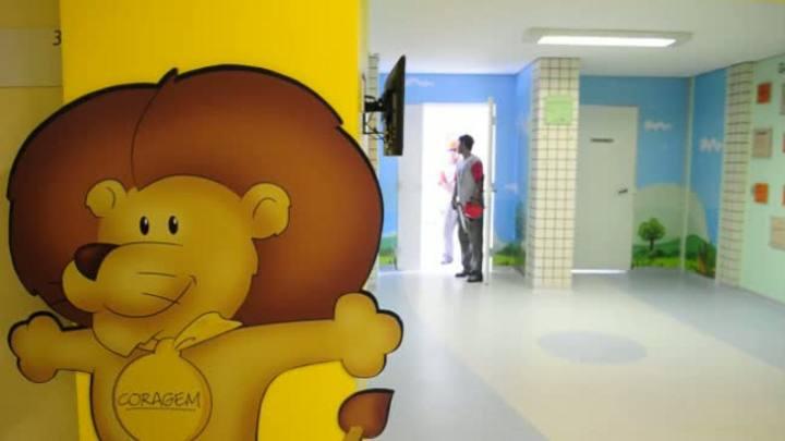 Instituto do Câncer Infantil reinaugura com decoração inspirada no Mágico de Oz