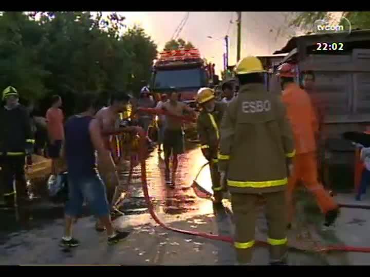 Conversas Cruzadas - Incêndio na Vila Liberdade: causas e providências - Bloco 1 - 30/01/2013