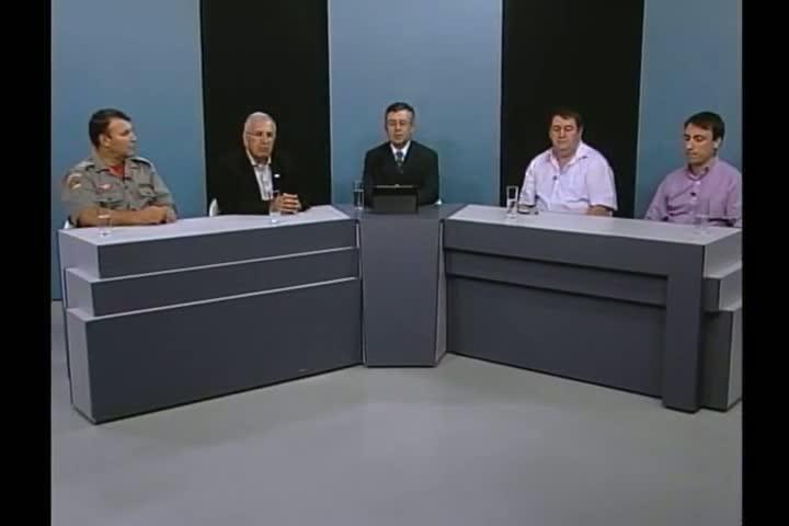 Conexão Passo Fundo discute a segurança nas boates de Passo Fundo - bloco 1