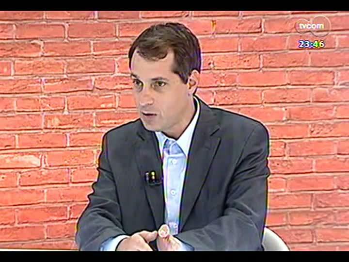Mãos e Mentes - Administrador da Adesc Brasil, Jorge Hilzendeger - Bloco 2 - 13/03/2013