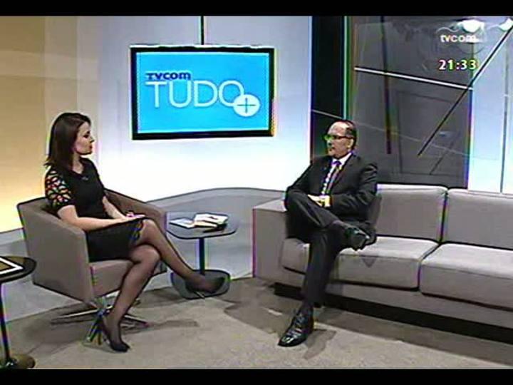 TVCOM Tudo Mais - Conferência internacional discute avanços na cura do câncer