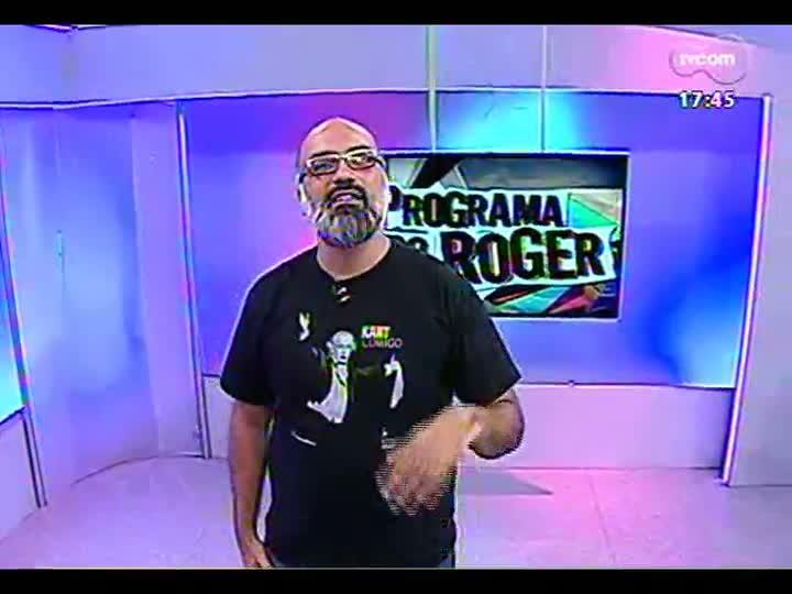 Programa do Roger - Confira a participação da banda Funkalister - bloco 1 - 01/04/2013