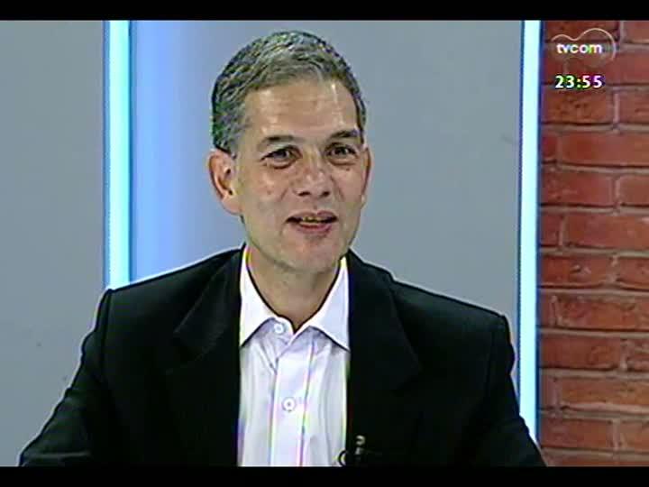 Mãos e Mentes - Sócio-fundador da Dez Propaganda e presidente do Festival Mundial de Publicidade de Gramado 2013, Mauro Dorfman - Bloco 3 - 02/04/2013