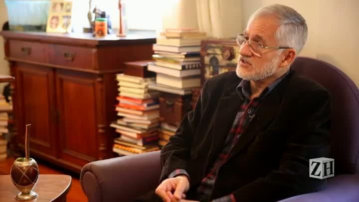 """Obra Completa: \""""Um escritor só pode representar aquilo que efetivamente conhece\"""", diz Charles Kiefer"""