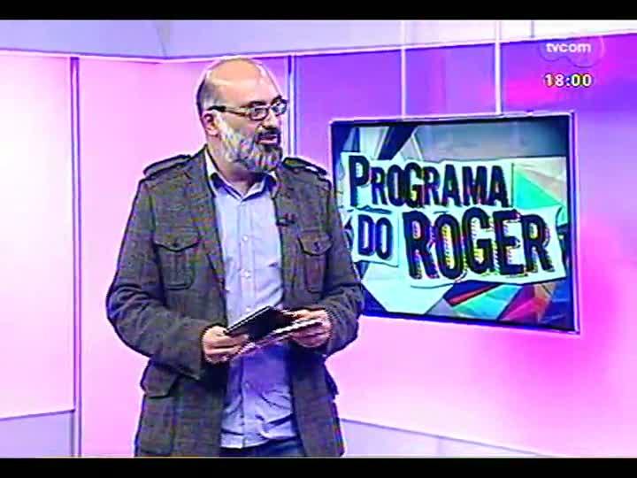 Programa do Roger - Banda Bourbon Blues lança DVD ao vivo - bloco 2 - 09/07/2013