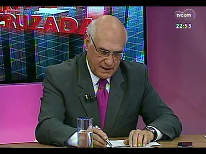 Conversas Cruzadas - A falta de fiscais de arrecadação tributária nos municípios - Bloco 3 - 16/07/2013