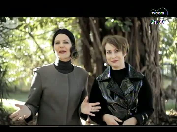 TVCOM Tudo Mais - As Patricías mostram uma linha de óculos criada pela parceria de três estilistas
