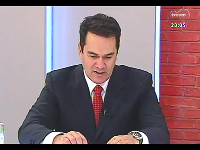 Mãos e Mentes - Presidente da ADVB/RS, empresário Telmo Costa - Bloco 2 - 08/09/2013