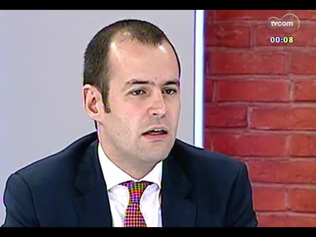 Mãos e Mentes - Presidente do Instituto de Estudos Empresariais, Bruno Zaffari - Bloco 4 - 16/09/2013