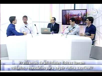 Conversas Cruzadas - Saúde e segurança dos esportistas - 4º bloco – 16/10/2013