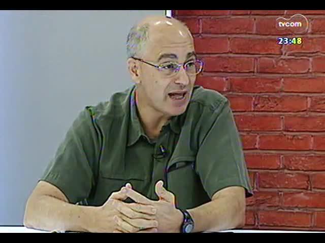 Mãos e Mentes - Professor e diretor do Centro Polar e climático da Ufrgs, Jefferson Cardia Simões - Bloco 2 - 17/10/2013