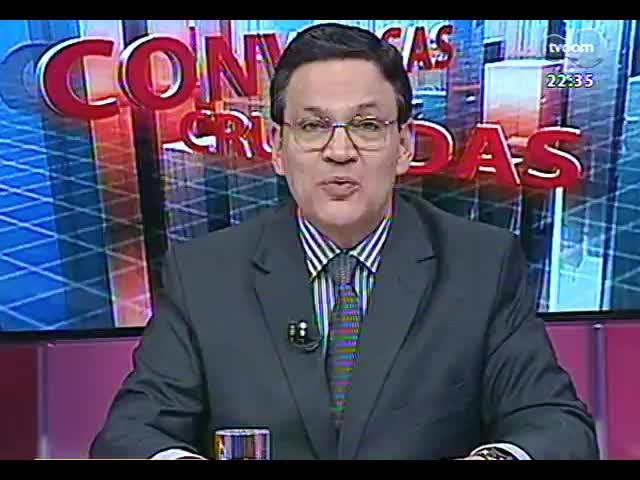 Conversas Cruzadas - Em debate, a avaliação do caos trazido pelas chuvas e alagamentos na Região Metropolitana - Bloco 2 - 24/10/2013