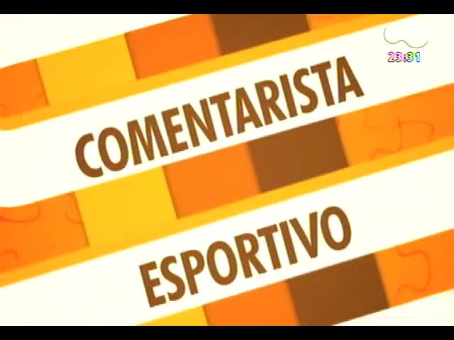 Mãos e Mentes - Comentarista esportivo e professor Ruy Carlos Ostermann - Bloco 1 - 13/11/2013
