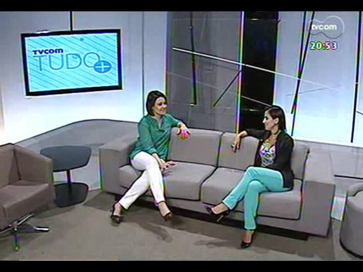 TVCOM Tudo Mais - Jornalista Fernanda Pandolfi é a mais nova colunista do programa