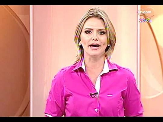 TVCOM 20 Horas - Uma projeção do ano eleitoral com a editora de política de ZH, Rosane de Oliveira - Bloco 1 - 02/12/2013