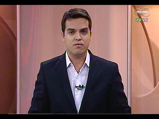 TVCOM 20 Horas - A batalha do governo em busca da renegociação da dívida dos estados - Bloco 3 - 12/02/2014