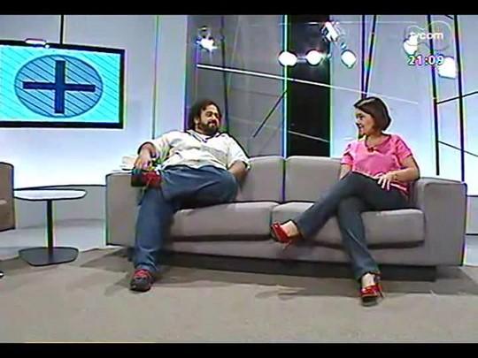 TVCOM Tudo Mais - Carlos André Moreira e a coluna de literatura
