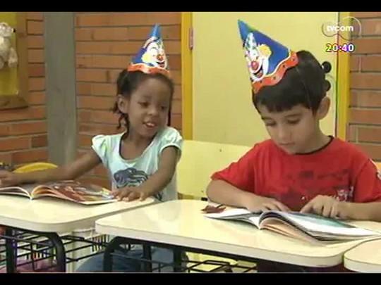 TVCOM Tudo Mais - RBS e Fundação Maurício Sirotsky Sobrinho anunciam nova campanha para educação