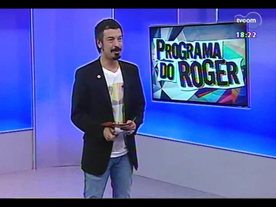 Programa do Roger - Joca Martins e banda - Bloco 4 - 20/03/2014