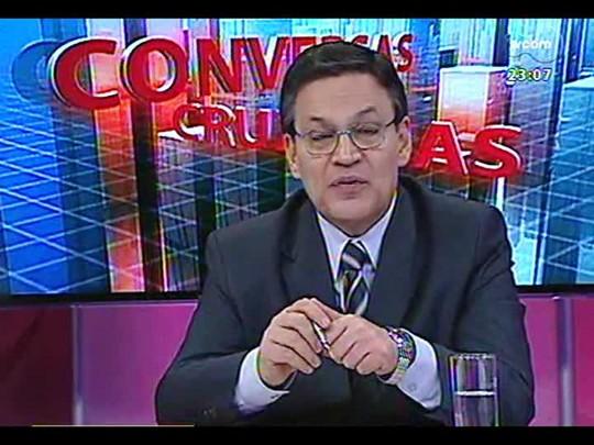 Conversas Cruzadas - Debate sobre a possibilidade de Porto Alegre perder a Copa do Mundo - Bloco 4 - 24/03/2014