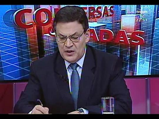 Conversas Cruzadas - Debate sobre o uso e necessidade de ciclovias em POA - Bloco 3 - 15/04/2014