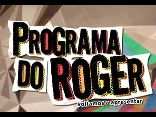 """Programa do Roger - Trailer \""""A praia do futuro\"""" - Bloco 3 - 05/05/2014"""