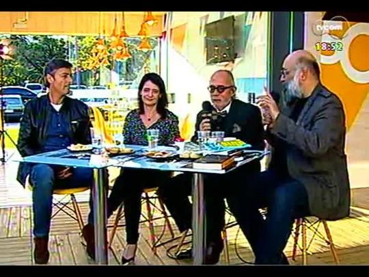 Café TVCOM - Conversa sobre música, diretamente da Estação ZH - Bloco 4 - 17/05/2014