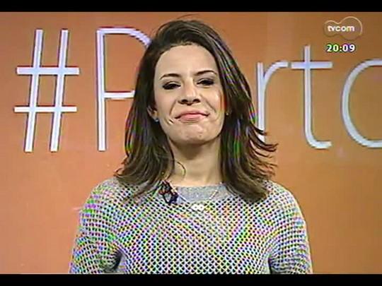 #PortoA - Cláudia Laitano: o aniversário de 30 anos de reabertura do Theatro São Pedro - 21/06/2014