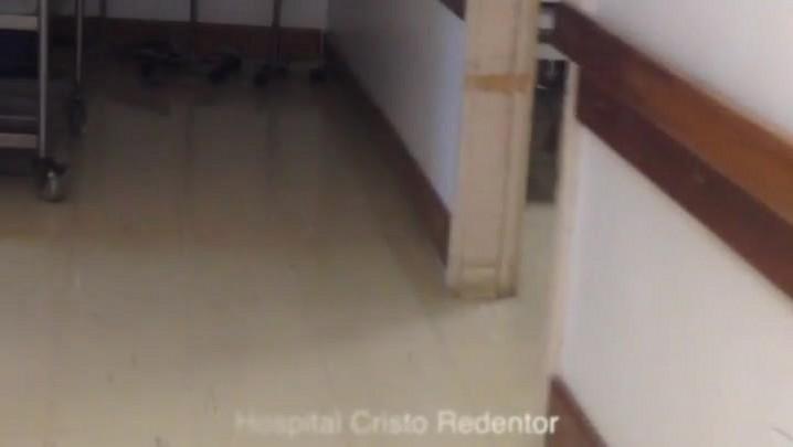 Segurança em hospitais: reportagem tem acesso a áreas restritas de 7 instituições das 8 testadas. 27/06/2014
