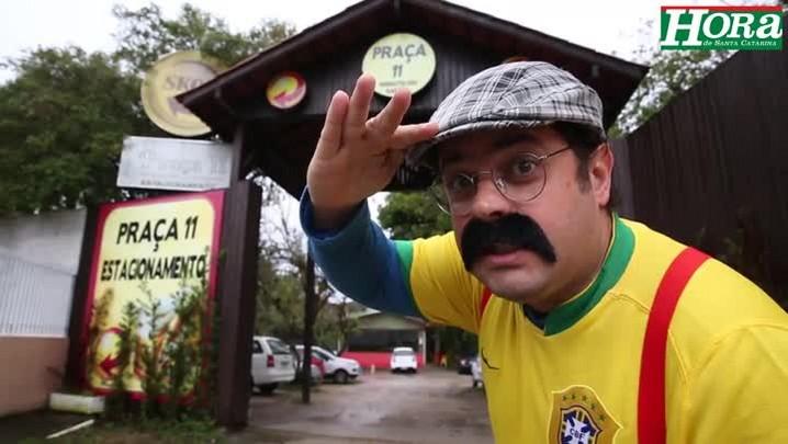 Brasil passa sufoco com Chile e Joaquim quase perde o bigode