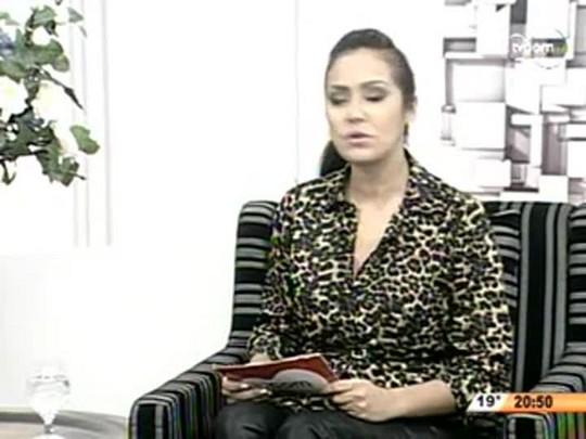 TVCOM Tudo+ - Boas Maneiras - 30.07.14