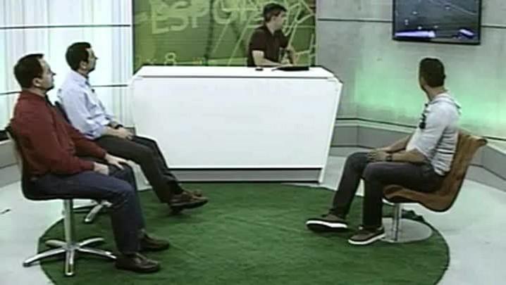 Bate Bola - A Vitória do Figueirense contra o Internacional - 5ºBloco - 07.09.14