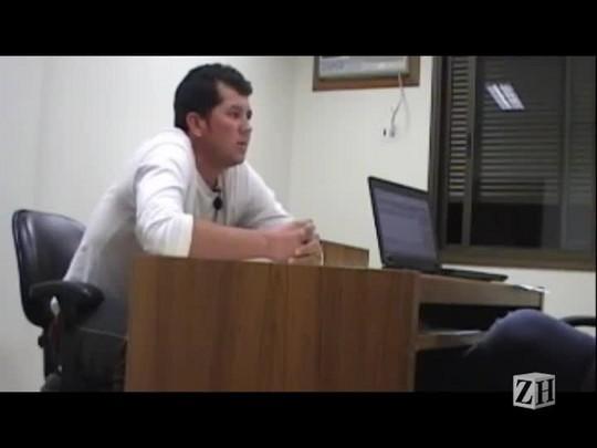 Detector aponta risco de Evandro ter mentido em morte de Bernardo