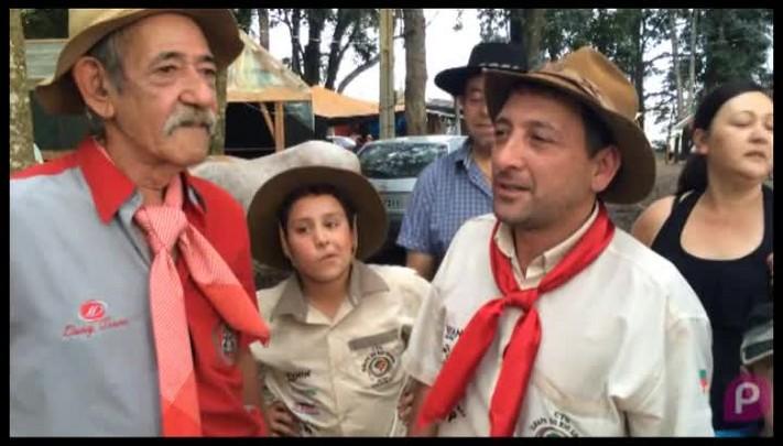 Causos gaúchos: José Barreto, 44 anos, José Monfron (Tio Treco), 69, e a história do enxame de abelhas