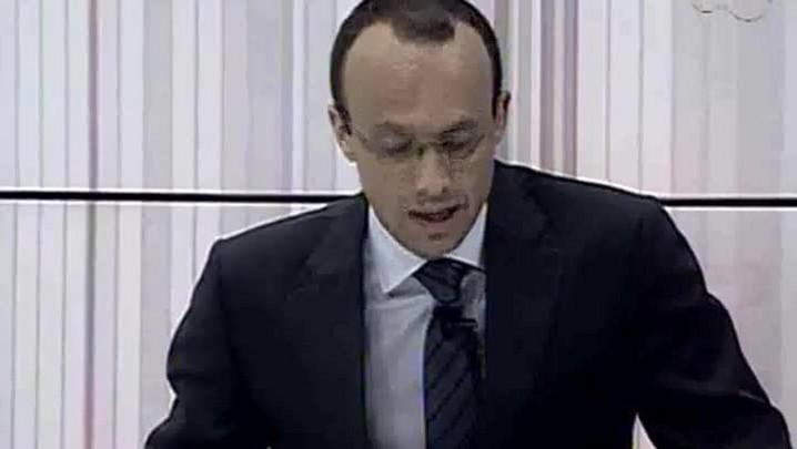 Conversas Cruzadas - Entrevista com candidato ao Senado Alan Alves Moreira (PMN) - 2ºBloco - 26.09.14