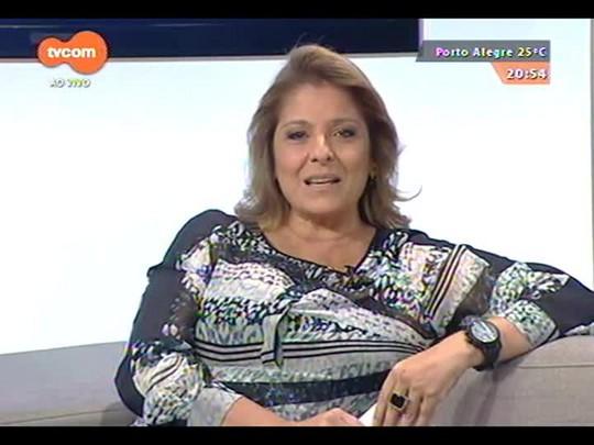 TVCOM Tudo Mais - Nutricionista Maísa Pedroso fala sobre as mudanças no novo Guia Alimentar para a população brasileira