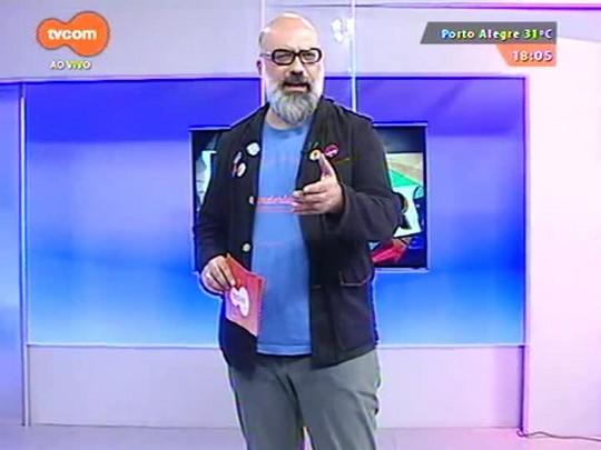 Programa do Roger - Klécio Santos, jornalista e escritor - Bloco 3 - 01/12/2014