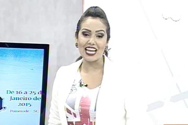 TVCOM Tudo+ - Agenda Cultural - 9.1.15
