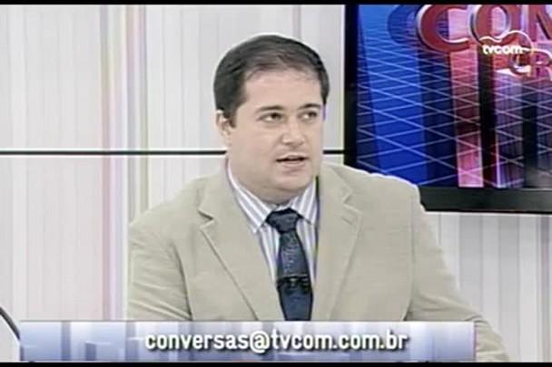 Conversas Cruzadas - Sete cidades catarinenses contabilizam pessoas com dengue - 1ºBloco - 02.02.15