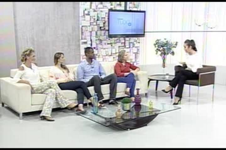 TVCOM Tudo+ - Questões familiares não resolvidas podem fragilizar as relações amorosas e profissionais - 22.04.15