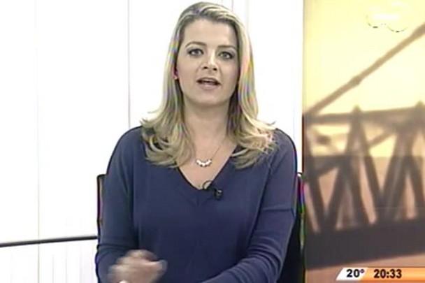 TVCOM 20 Horas - Maricultores de Floripa vão fazer intercâmbio na França - 23.04.15