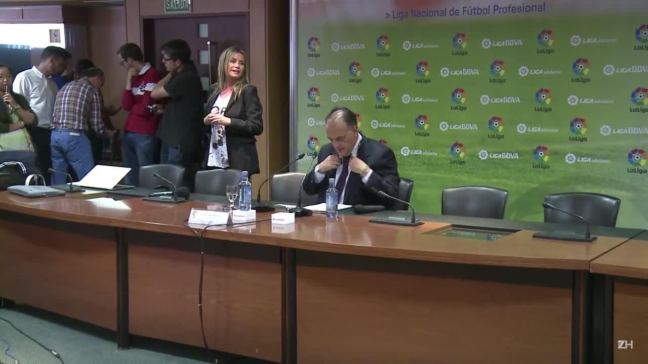 Ameaça de greve no futebol espanhol