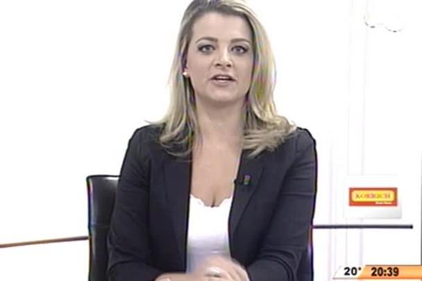 TVCOM 20 Horas - Ciclo de Festas do Divino começa na Capital - 08.05.15