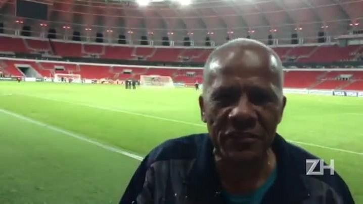 Dadá Maravilha fala sobre Inter x Atlético-MG