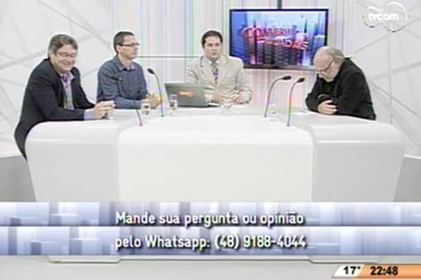 Conversas Cruzadas - Corrupção na FIFA - 3º Bloco - 01.06.15