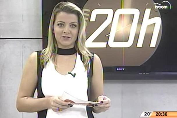 TVCOM 20 Horas - Santa Catarina recebe feira náutica internacional - 04.06.15
