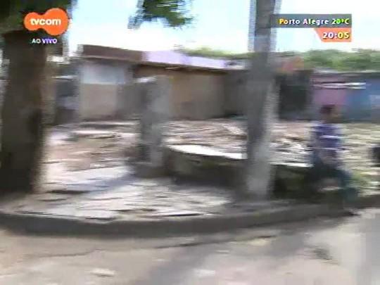 TVCOM 20 Horas - Tiroteio na Vila Cruzeiro deixa um morto e sete feridos - 25/09/2015
