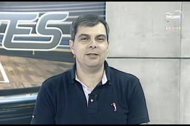 TVCOM Esportes. 2º Bloco. 25.09.15