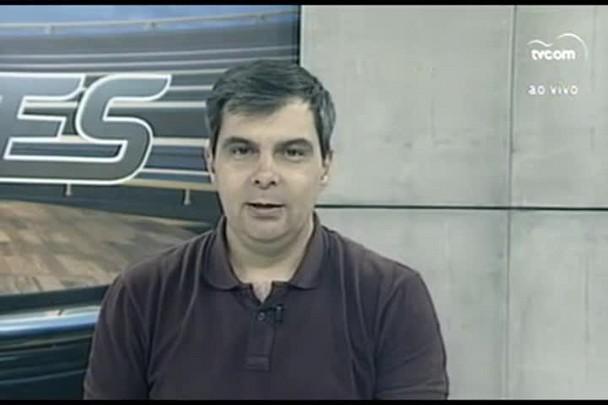 TVCOM Esportes. 1ºBloco. 20.10.15