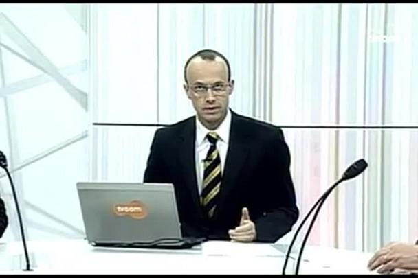 TVCOM Conversas Cruzadas. 2º Bloco. 16.11.15